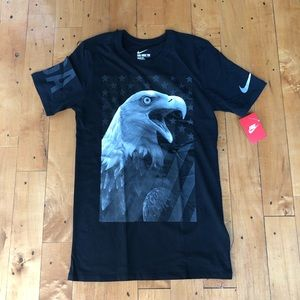 MENS NIKE TEAM USA OLYMPIC EAGLE GRAPHIC SHIRT